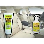 Kit Limpa Couro e Hidratante Couro Tecidos e Carpete Carclio 1