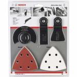 Kit Para Multicortadora Universal Bosch C/ 23 Peças