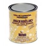 Cera de Carnaúba Max Brilho Incolor 3,6lts Machado