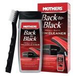 Kit Limpador de Frisos e Para-Choque Back to Black Mothers 6141 355ml