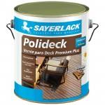 Verniz para Deck Polideck Semibrilho Natural Sayerlack 900ml