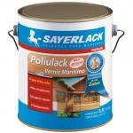 Verniz Marítimo Poliulack Premium Sayerlack 3,6L Brilhante 3
