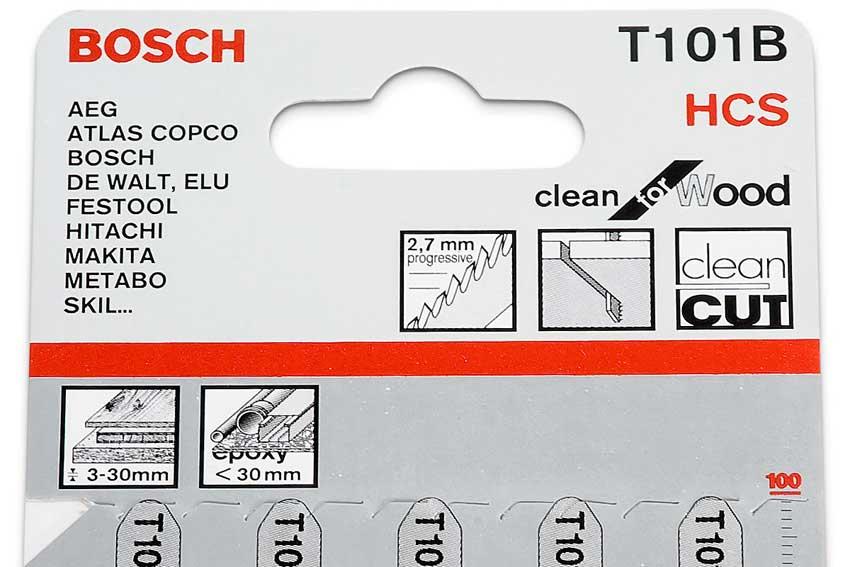 Lâminas de Serra Tico Tico Bosch