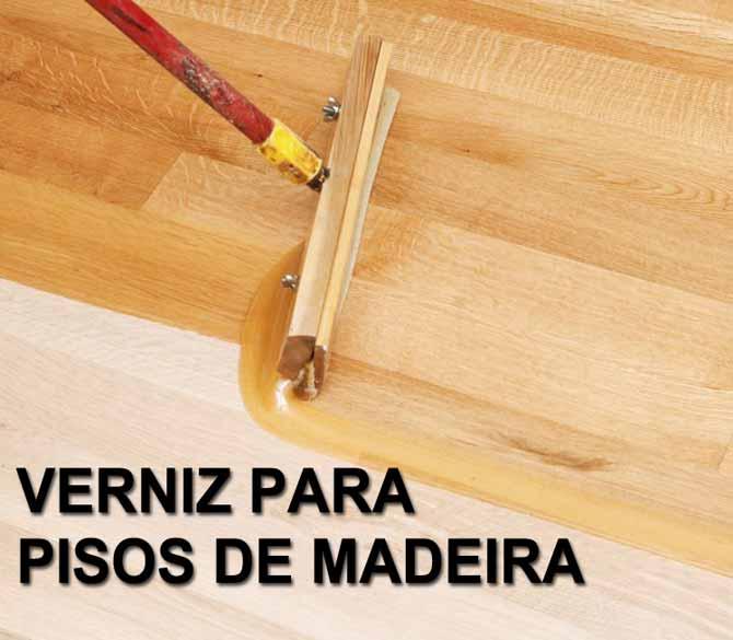 verniz para piso de madeira